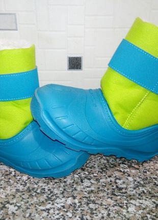 Сапожки ботинки снегоходы Qucchua