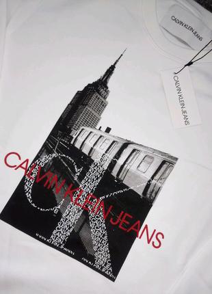Мужской свитшот Calvin Klein Jeans оригинал