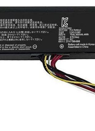 Акумулятор ASUS (A41-X550E) X751 (14.4V 2600mAh).
