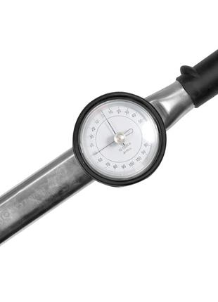 Ключ динамометрический со стрелочной шкалой 1/2 (10-100 Нм) Yato