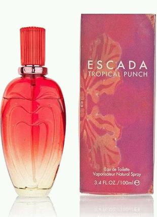 Женский парфюм Escada Tropical Punch 100 мл