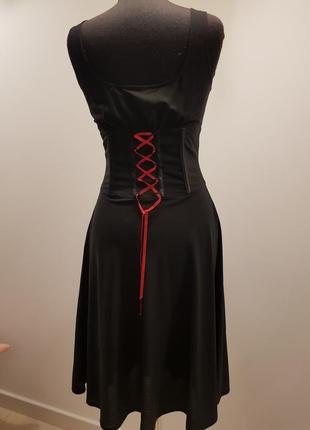 Платье с корсетом warehouse