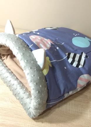 Теплый домик, лежанка для сфинкса и др., кошка, мешок, спальное
