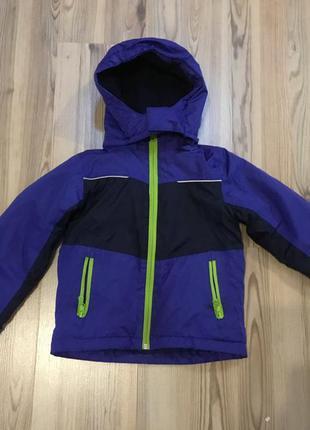 Лыжная куртка papagino 110/116