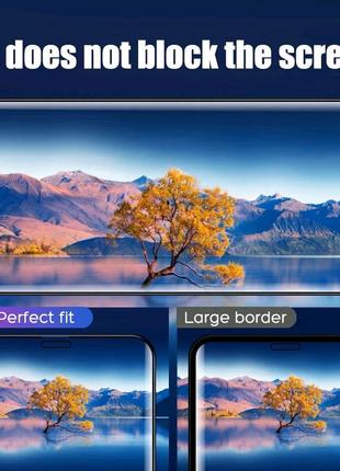 IPhone X - Закаленное, Защитное Стекло