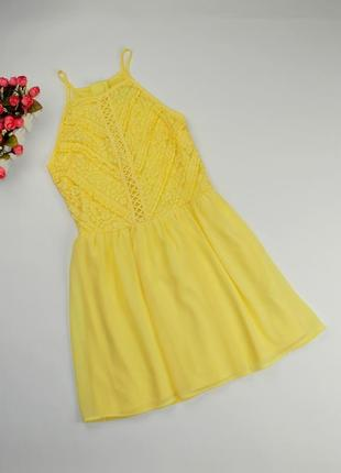 Платье на 10 лет, рост 140 см