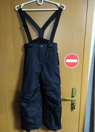 Лыжные штаны, комбинезон 6-8 лет crivit