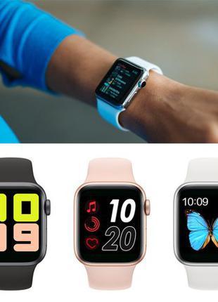 Смарт часы T500 в стиле Apple Watch (Smart Watch) Умные Фитнес