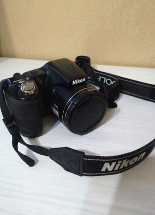 Фтоапарат Nikon Coolpix L830 Black