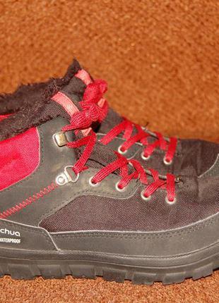 Деми ботинки quechua 34 размер