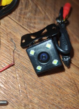 Камера заднего вида для автомобиля