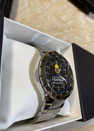 Мужские наручные часы Q&Q Q 960 202 Национальная гвардия