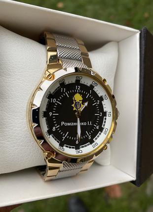Мужские наручные часы Q&Q Q 960 401 Национальная гвардия