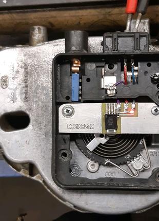 Ремонт расходомеров воздуха лопата motronic BMW Opel Alfa Fiat