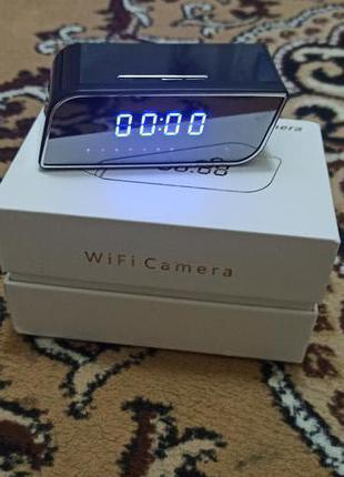 Wi-Fi IP camera в часах