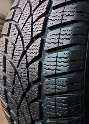 Комплект 225/50 r17 Dunlop sp winter sport 3D