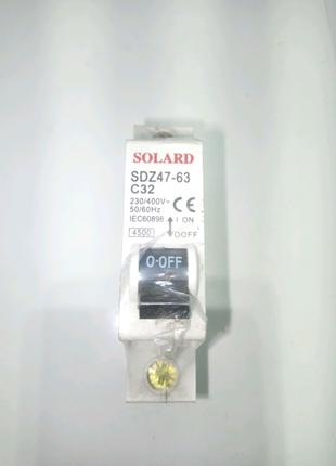 Solard автоматы новые
