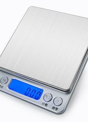 Весы точные кухонные 0.1-3000 I-2000 Superior