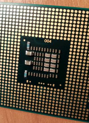 Процессор Intel Pentium E6300 2,8 GHz/2 M Cache