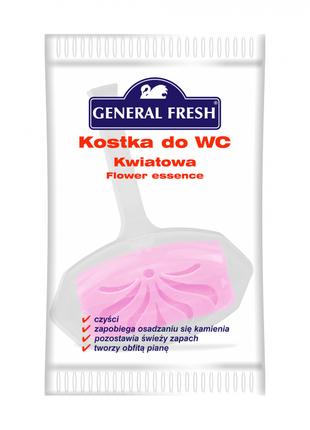 Ароматический блок для унитаза General Fresh Цветочный в полиэтил