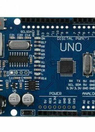 Arduino Uno R3 (atmega328)