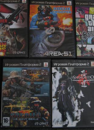 Playstation 2 игры