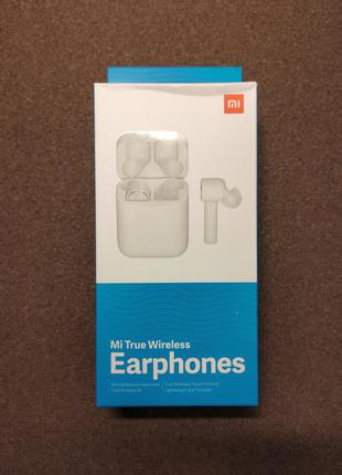 Наушники Xiaomi Mi Air True Wireless Earphones Global (ZBW4485GL)