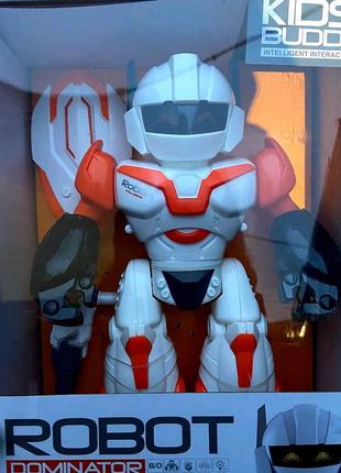 Боевой космический робот.