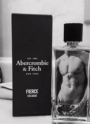 100мл Abercrombie & Fitch Fierce