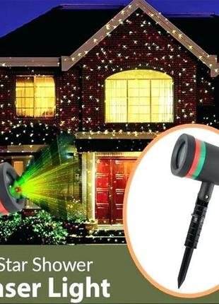 Лазерная установка Laser Light Shower With Stand Wl 602