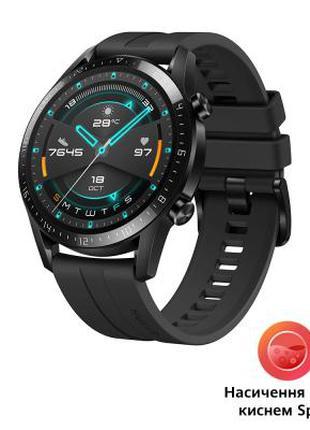Смарт-часы Huawei Watch GT 2 46mm Sport Black