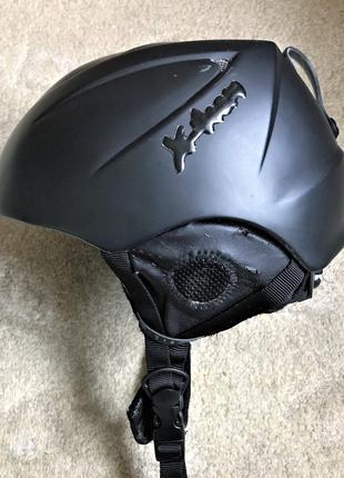 Шлем горнолыжный, для сноуборда р.52-55