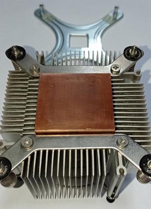 Радиатор От Кулера Intel Socket 775 c медной пластиной