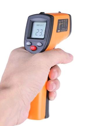 Пирометр gm320 температура -50°~+380°C