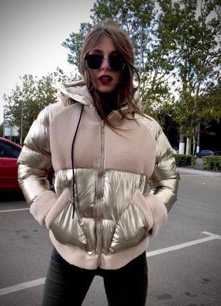 Женская куртка, пуховик зима