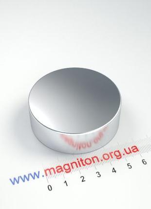 Магнит неодимовый 60х20 мм