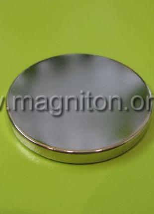 Неодимовый магнит 45х5 мм
