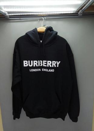 Худи Burberry London black
