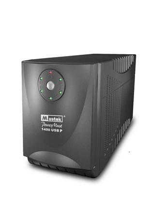 ИБП 1400VA Mustek PowerMust 1400 USB P