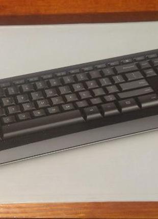 Беспроводная клавиатура и мышь Microsoft Wireless Desktop 850