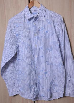 Рубашка easy с вышивкой!!расродажа дешево!!!