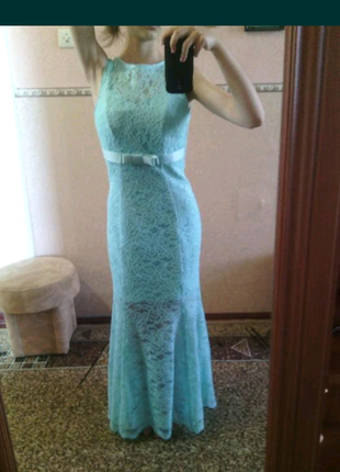 Вечірня сукня / сукня на випускний / платье