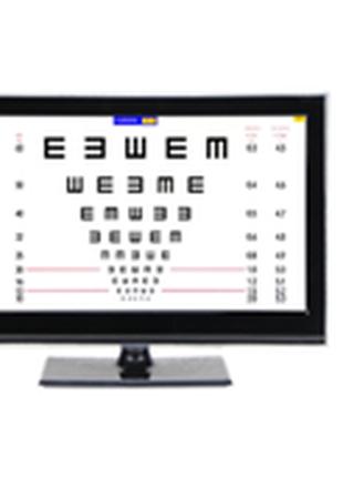 Экранный проектор, глазная диаграмма VC-5 19-дюйма ЖК-дисплей