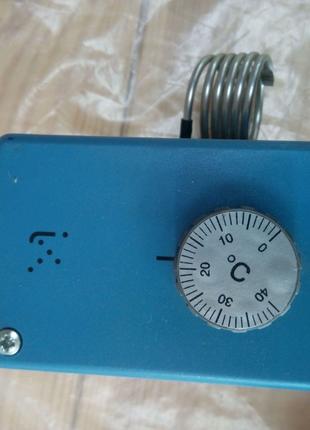 Терморегулятор новый