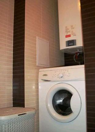 Установка, чистка бойлеров, стиральных машин