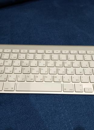 Клавиатура Apple Wireless Keyboard (MC184)