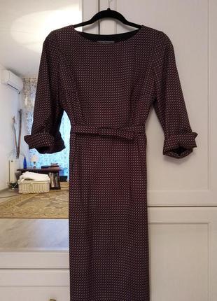 Элегантное платье из дании