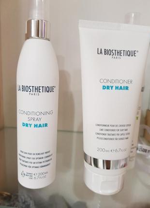 Уход за сухими волосами dry hair