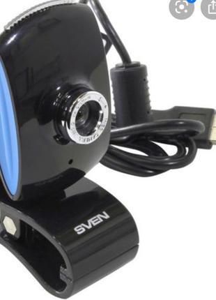 Веб камера Sven с микрофоном