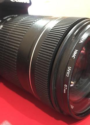 Фотоаппарат Canon 1200 с объективом 18/135, блендой и защитным фи